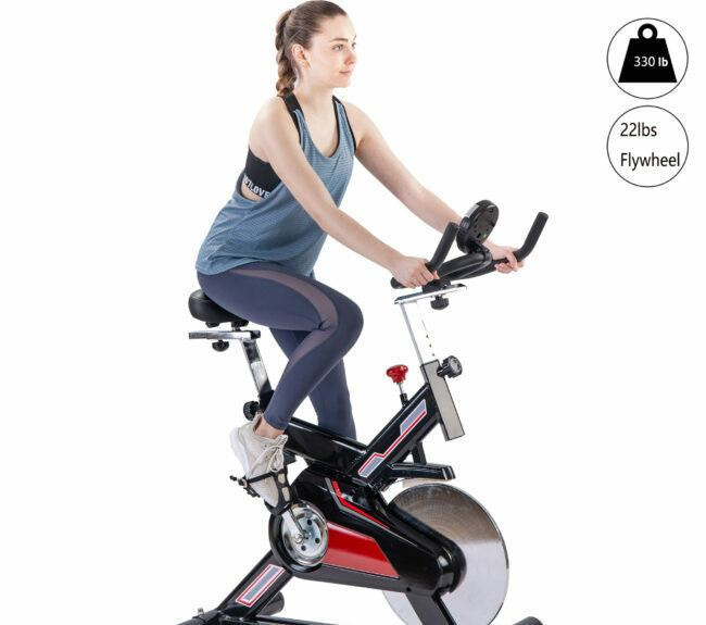 Professional Indoor Exercise Bike as model #6 Indoor Cycling Bikes Sale