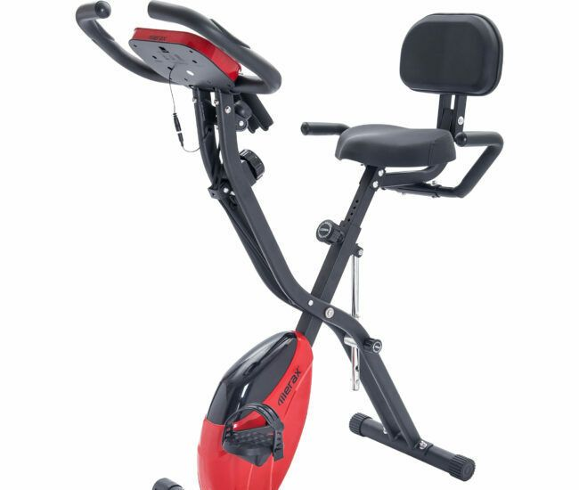 Folding Exercise Bike as model #8 Indoor Cycling Bikes Sale