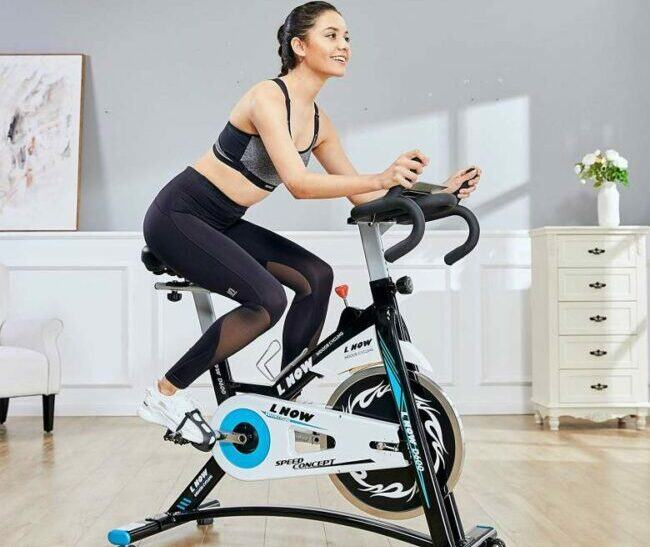 Indoor Cycling Bike for Home Workout