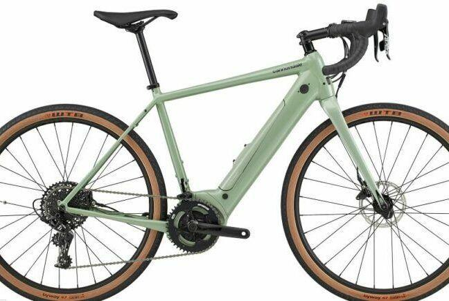 Cannondale Synapse Neo SE Electric Road Bike 2020 is the Model #2 Cannondale Bosch Electric Bike