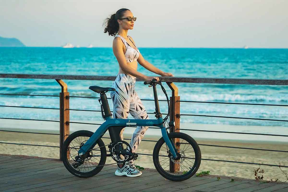Riding Fiido Bikes as feature image for post