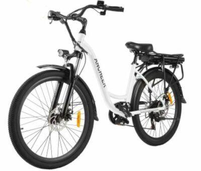 ANCHEER 26 inches Electric City Bike is the best bike for cities