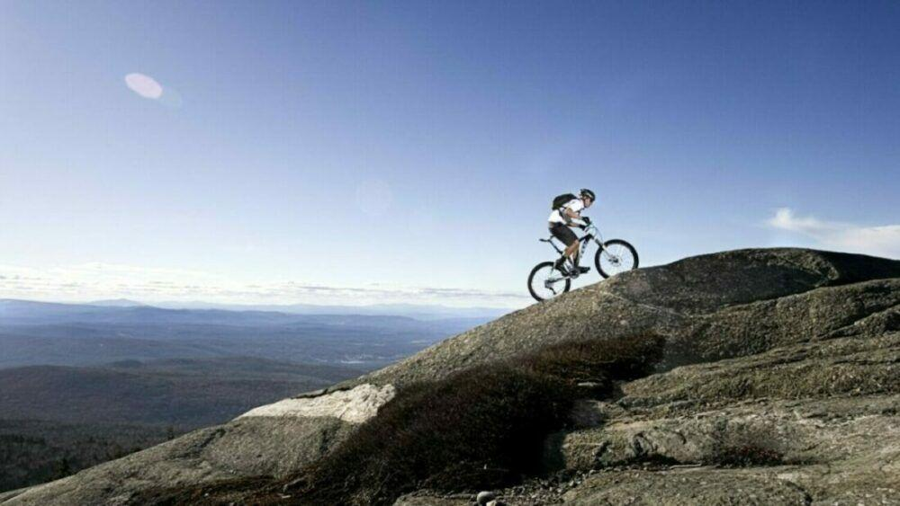 Climb the rocky as feature image for quote of electric bike motor.