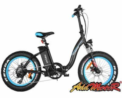 ADDMOTOR M140 as model #6 Best Price Electric Bike for people who stayed in hilly area.