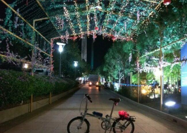 Elena Cycling Tour Kuala Lumpur is the best choice for discovery the city secret.