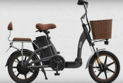HIMO C16 16 Inches Electric Bike as model #4 classic electric bikes women