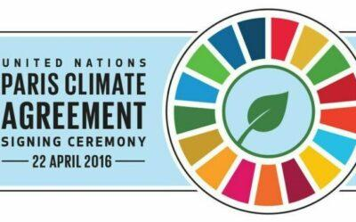 Paris agreement by nations