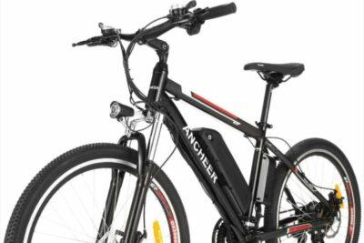 ANCHEER Adult Electric bike as model #2 cheap electric bikes sale