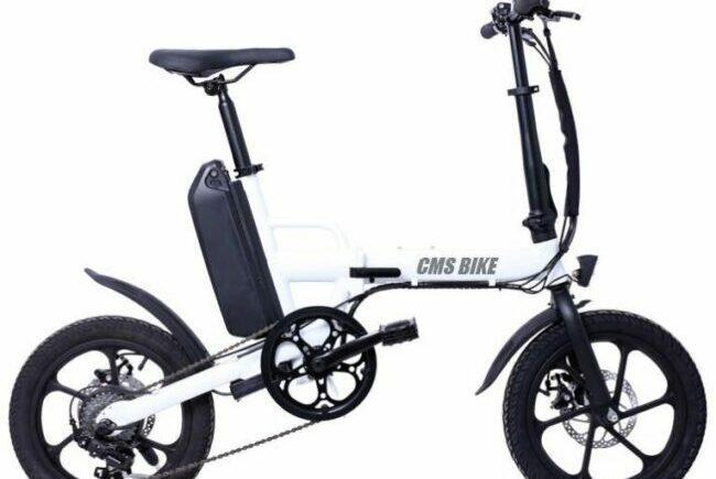 CMSBIKE F16-PLUS as model #13 electric bikes for work