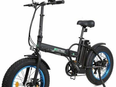 ECOTRIC Fat Tire Folding Electric Mountain Bike as model #27 cheap road bikes for sale