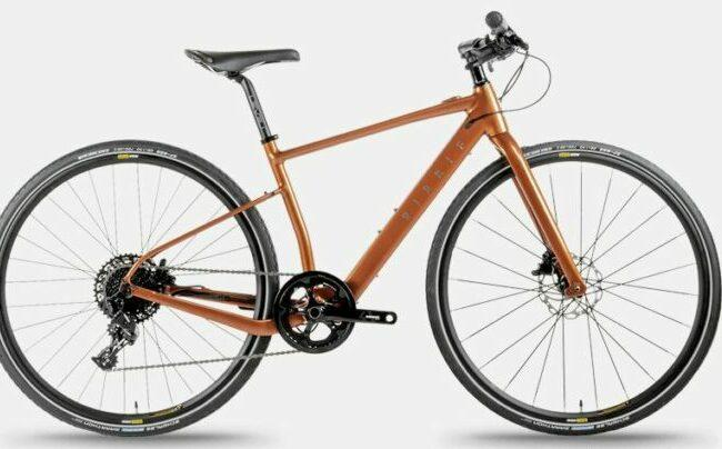Ribble Hybrid AL e-Copper as feature image for the review post