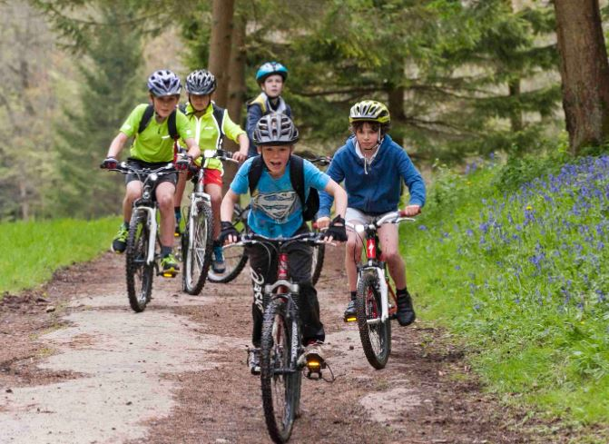 Kids mountain bike day as feature image for Specialized riprock 24 kids mountain bike is it worth to buy.
