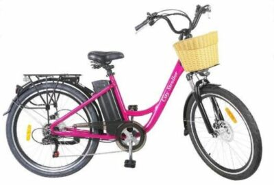 Nakto 26 Electric City Bike has closer specification with ANCHEER 26 Electric City Bike