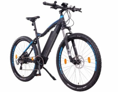 NCM Moscow E-Bike is the affordable electric mountain bike.